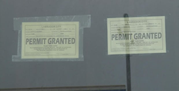 Permits issued data mining