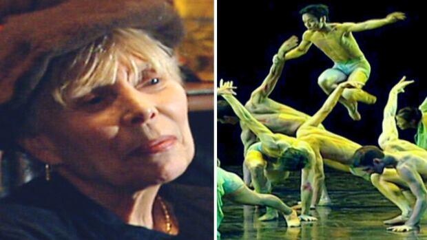 Joni Mitchell Alberta Ballet