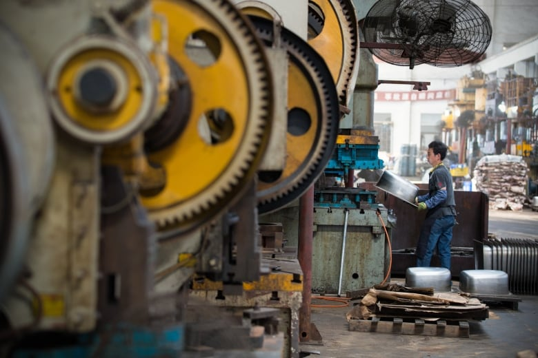 The future of 'Made in China': Industrial robots replacing