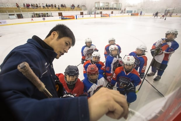 China hockey men's national team