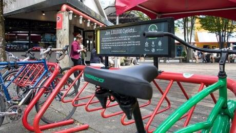 Granville Island Bike Theft Program