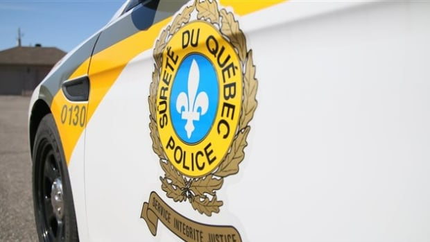 A 32-year-old man was shot by a Sûreté du Québec officer at least once.