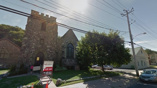 The former United church in Kentville will become the new site of the Kentville Library next month.