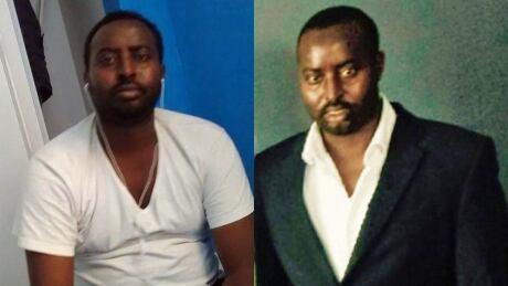 Abdirahman Abdi composite photos