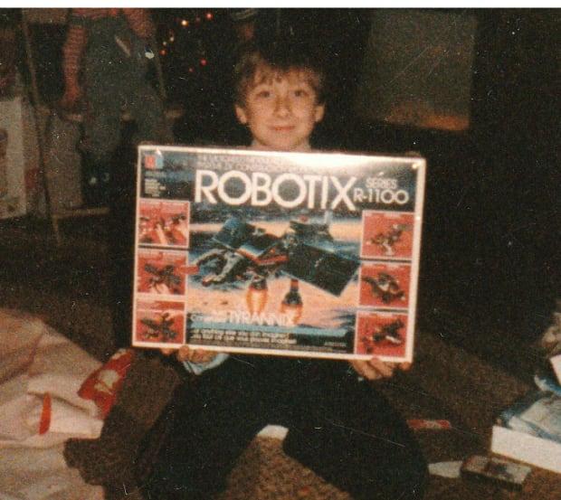 DJ Sures CEO of EZRobot