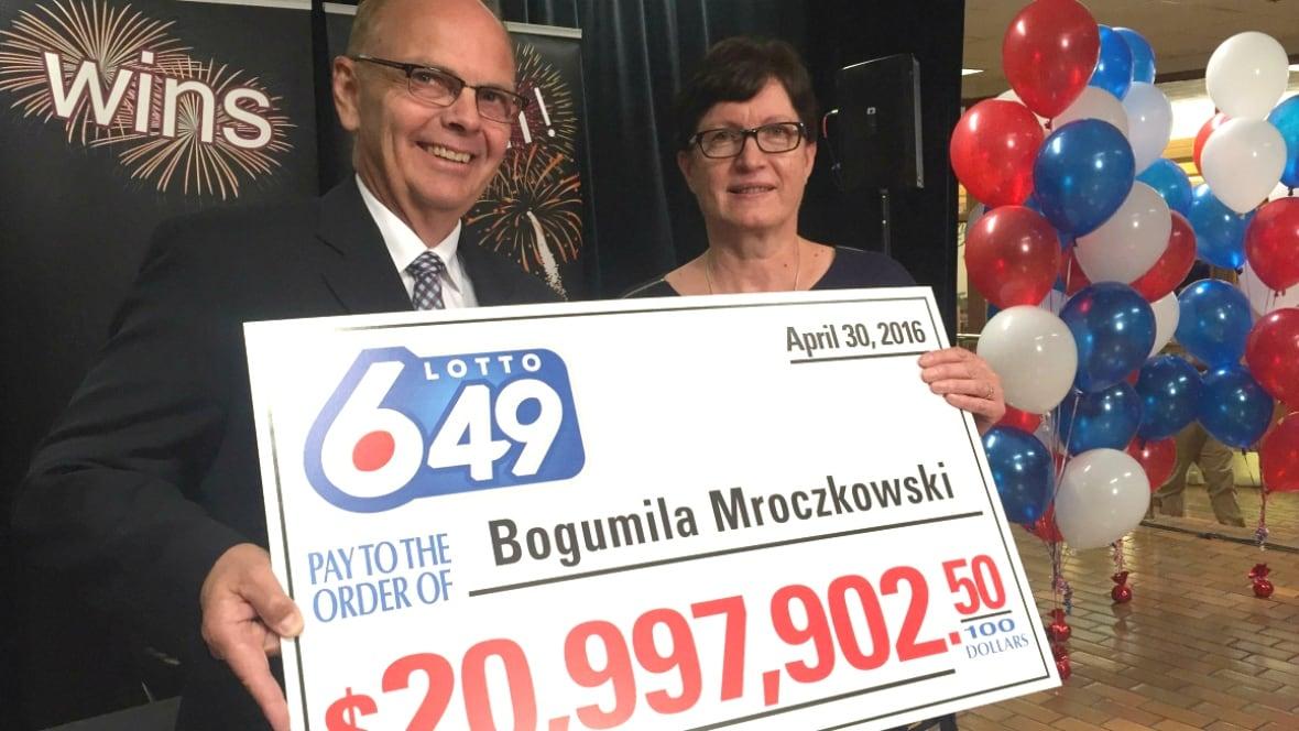 Alberta Lottery Results