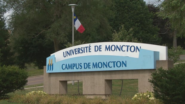 Details of a study that made recommendations to cut some courses at the University of Moncton have not been made public.