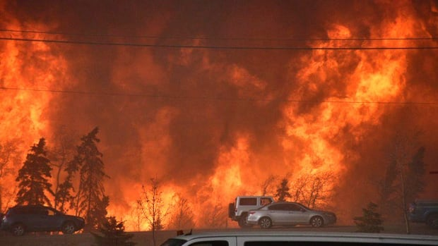 The new study takes into account the financial, physical, social, health and environmental impacts of the Fort McMurray wildfire.