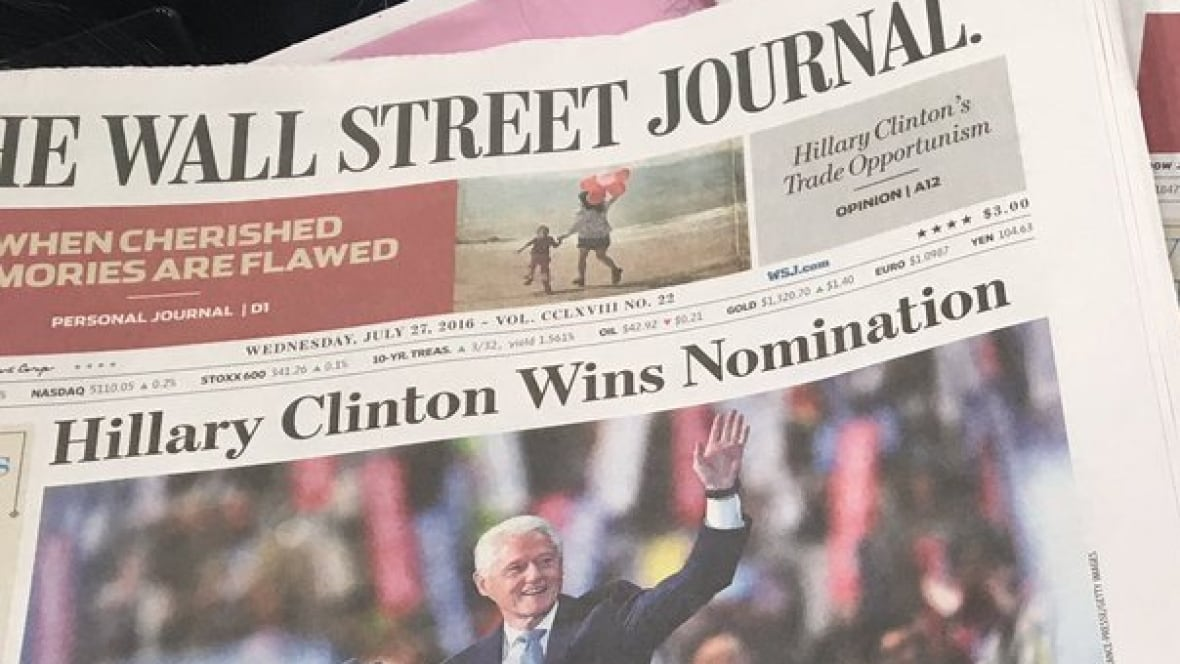 Twitter blasts newspapers for printing photos of Bill, not ...