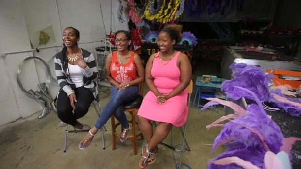 Caribbean Carnival Ladies