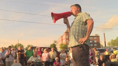 Charlotte County Hospital Rally