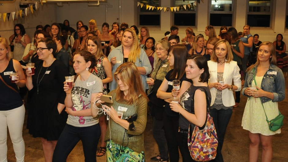 Women are still often expected to prefer lighter, fruitier drinks. The Society of Beer Drinking Ladies begs to differ.