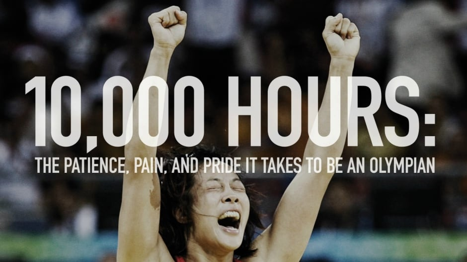 10,000 Hours: the patience, pain, and pride it takes to be