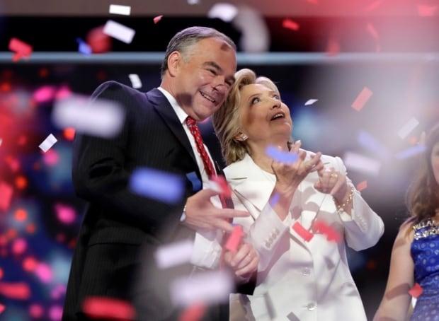 Clinton-Kaine