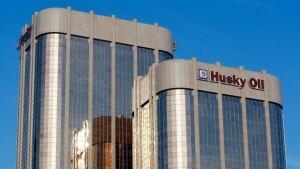 husky oil building