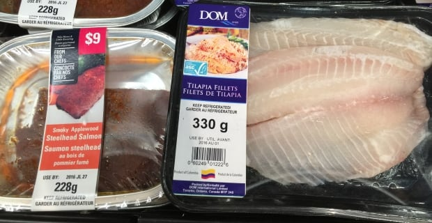 Shoppers Drug Mart fresh fish