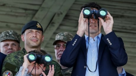 Trudeau's peacekeeping announcement was a whole lot of nothing