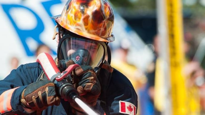 Firefighters take part in 'grueling' FireFit competition on P E I