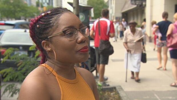 Pascale Diverlus co-founder Black Lives Matter Toronto