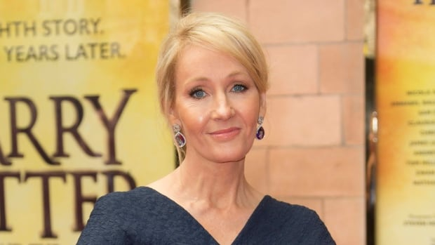 J.K. Rowling blasted TV personality Piers Morgan after he discussed U.S. President Donald Trump's travel ban on a talk show.