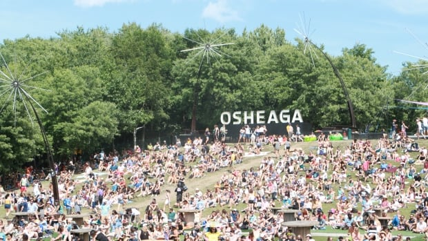 Osheaga draws thousands to Montreal's Parc Jean-Drapeau every summer.