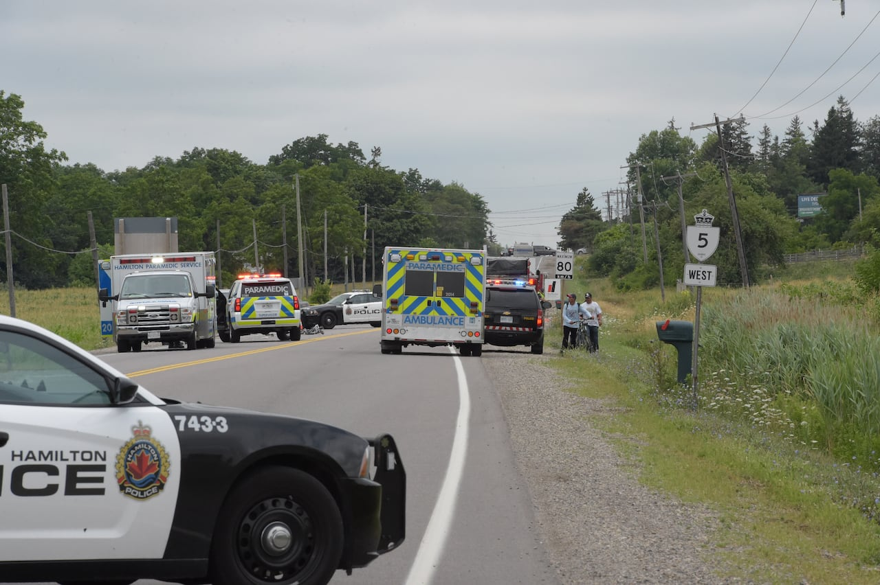 Woman, 76, struck cyclists in fatal Flamborough crash, police say