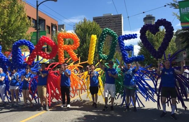 Pride Parade Vancouver