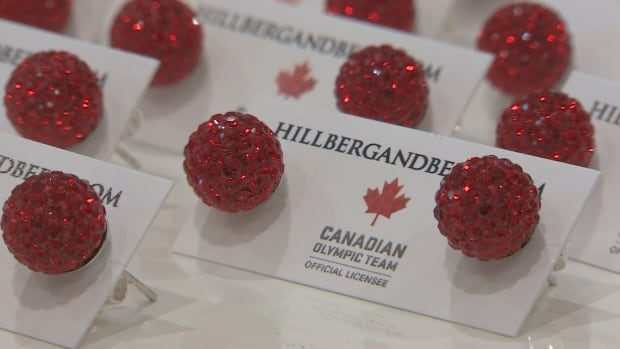 Regina jeweller has won a partnership with the Rio Olympics.