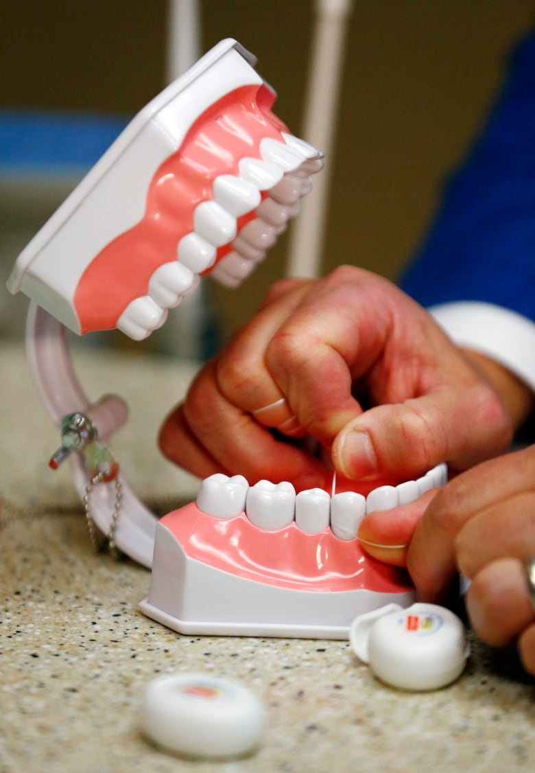 No strong proof that flossing your teeth has medical benefit