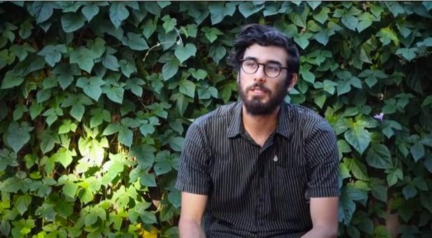 người sáng lập FarmBot Rory Aronson
