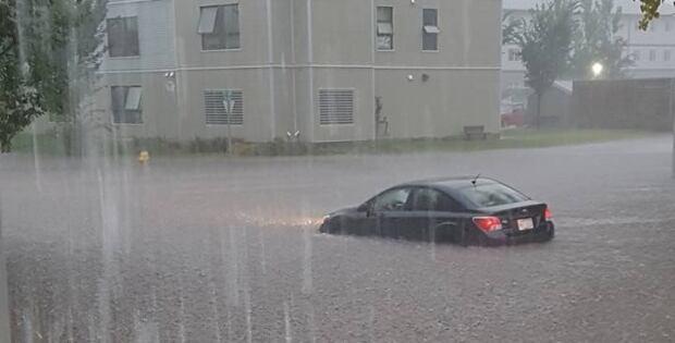 Grande Prairie flooding