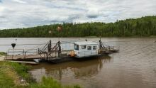 Winch ferry Cassiopeia IV