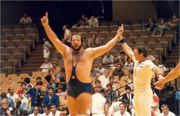 John-Tenta-Earthquake-Amateur-Wrestler