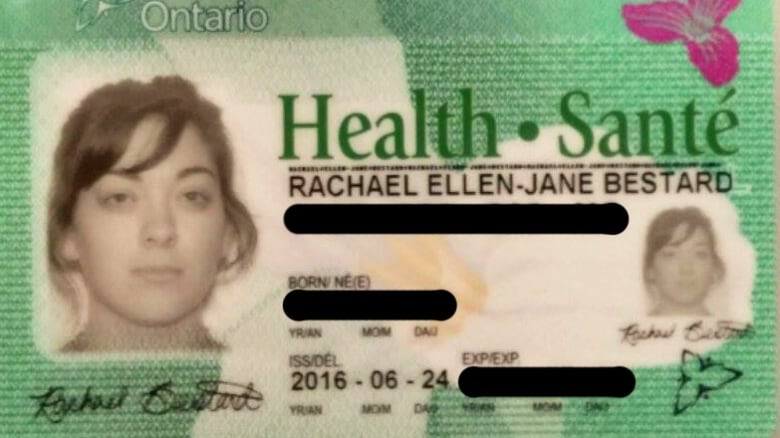 New gender-neutral Ontario health cards make it harder to