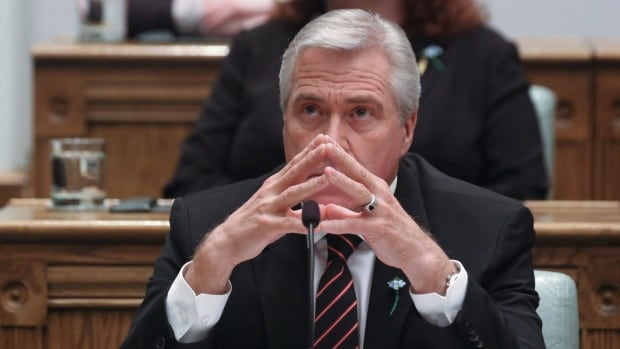 Support for Newfoundland and Labrador Premier Dwight Ball has plunged since winning last November's provincial election.