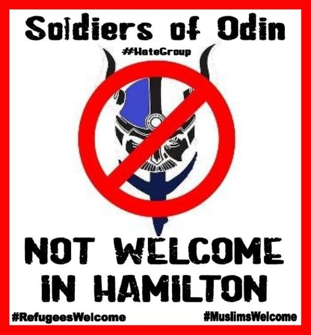 No Soldiers of Odin
