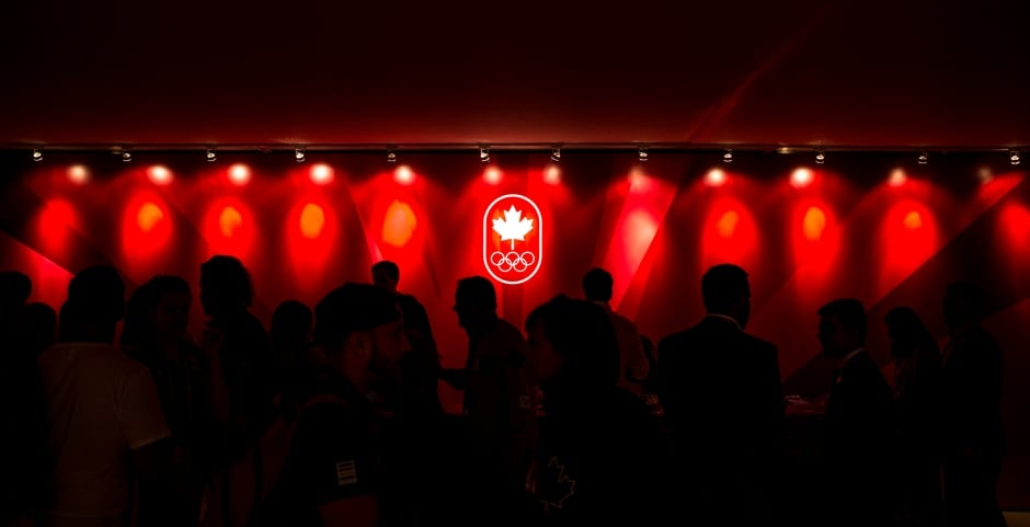 Canada House in Rio by Kevin Light Aug 4 2016
