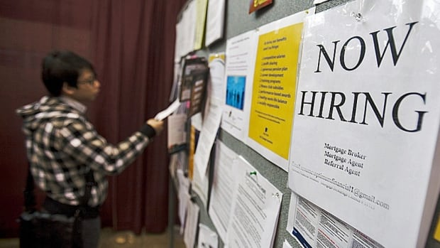 It's a rough time to be looking for a job in Newfoundland and Labrador. And the near-future projections are even more grim.