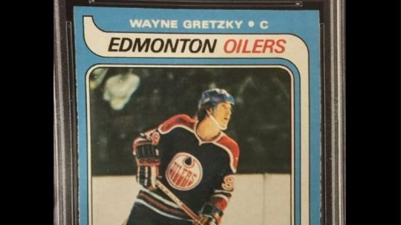 Best Of The Best Wayne Gretzky Rookie Card Sells For Record