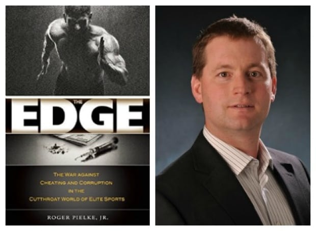 Roger Pielke Jr. and book