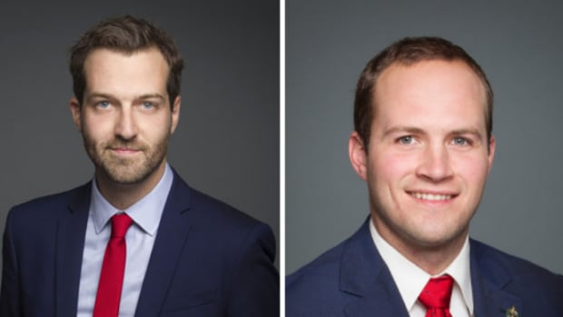 Host Éric Grenier is joined by Liberal MPs Joël Lightbound (left) and Nathaniel Erskine-Smith (right) to discuss electoral reform on this week's episode of the Pollcast.