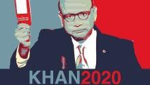 Khan Because news
