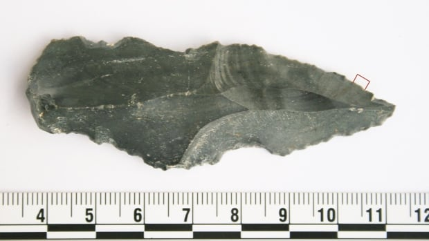 Stone tool dating