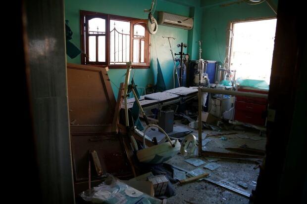 MIDEAST-CRISIS/SYRIA-IDLIB