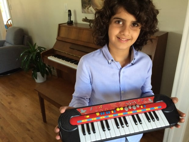 Toronto Marcel Ward First Piano