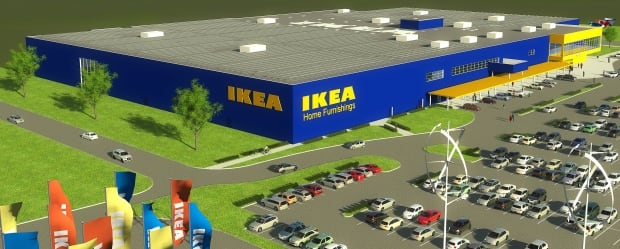 Ikea 39 s dartmouth crossing store to be most sustainable location in canada - Ikea tours fermeture ...