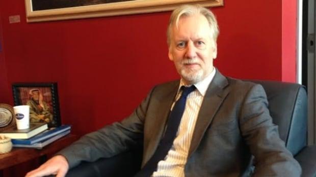 David Wheeler was dismissed Friday as president of Cape Breton University.