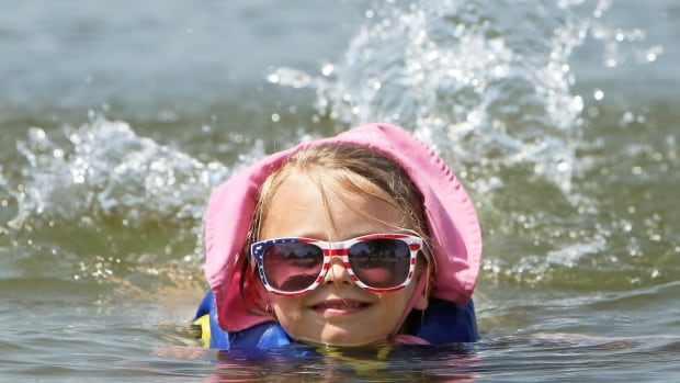 Eastern Canada has endured weeks of hot weather, with many cities including Toronto, Ottawa and Montreal seeing temperatures consistently soaring above 30 C.