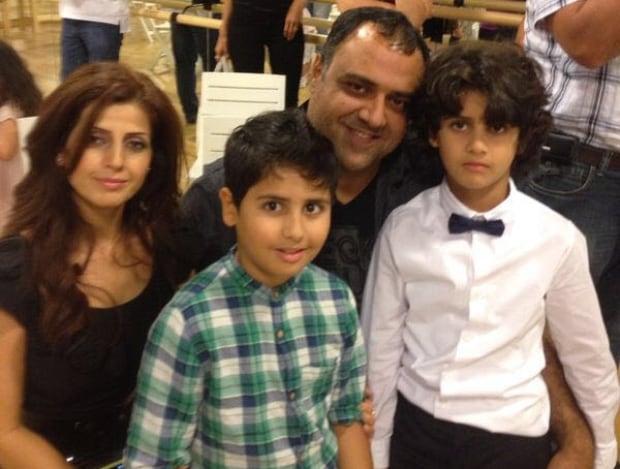 Toronto Ward Family