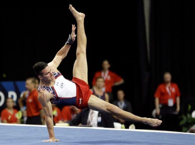 NADDOUR VINDICATION Gymnastics